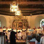 Musikgudstjänst i Säve kyrka, Maj 2019